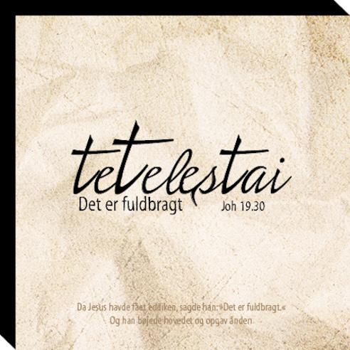 Tetelestai Image