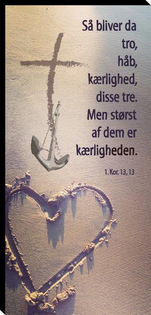 1. Kor 13, 13 Image