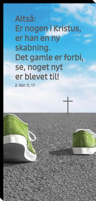 2. Kor 5, 17 Image