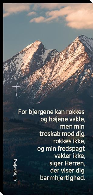 Esajas 54, 10 Image