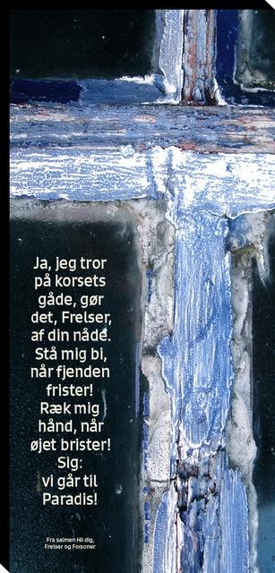 Fra salmen Hil dig Frelser og Forsoner Image