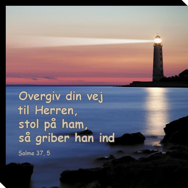 Salme 37, 5 Image