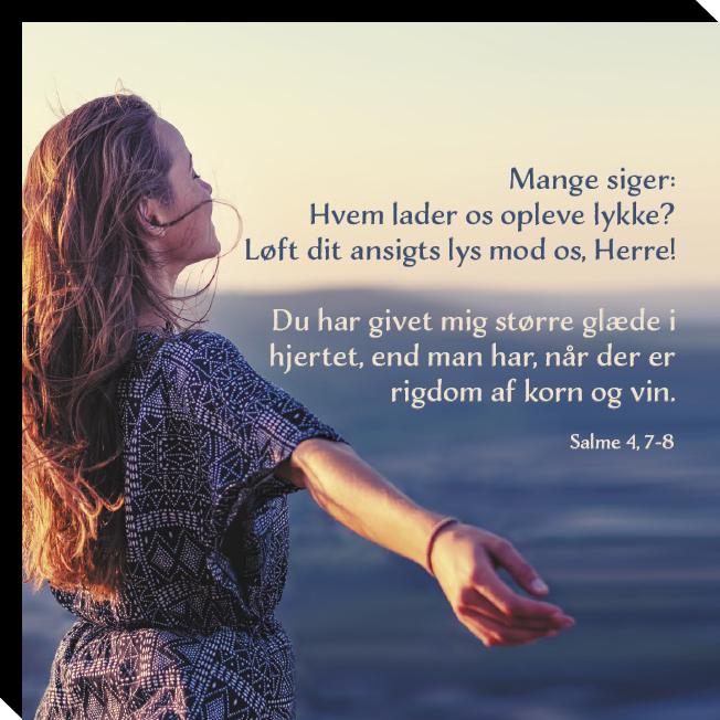 Salme 4, 7-8 Image