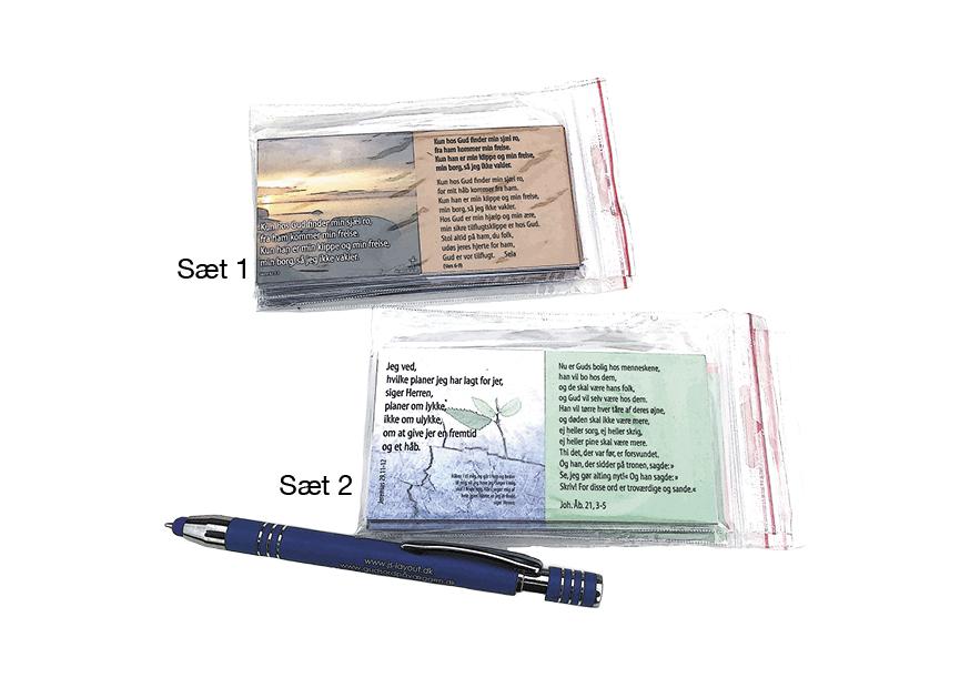 Minikort - Sæt 1 Image