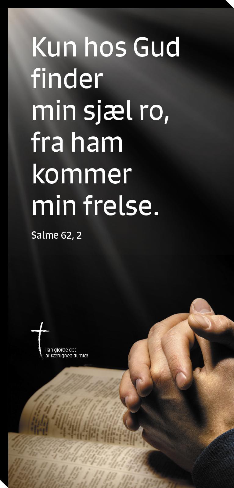 Salme 62, 2 Image