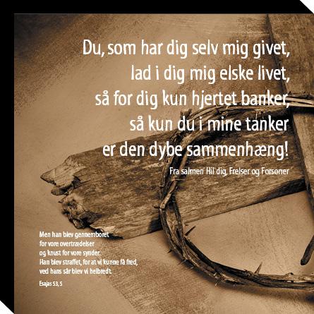 Hil dig Frelser og Forsoner Image