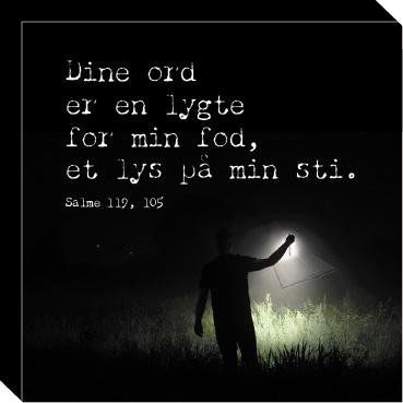 Salme 119, 105 Image