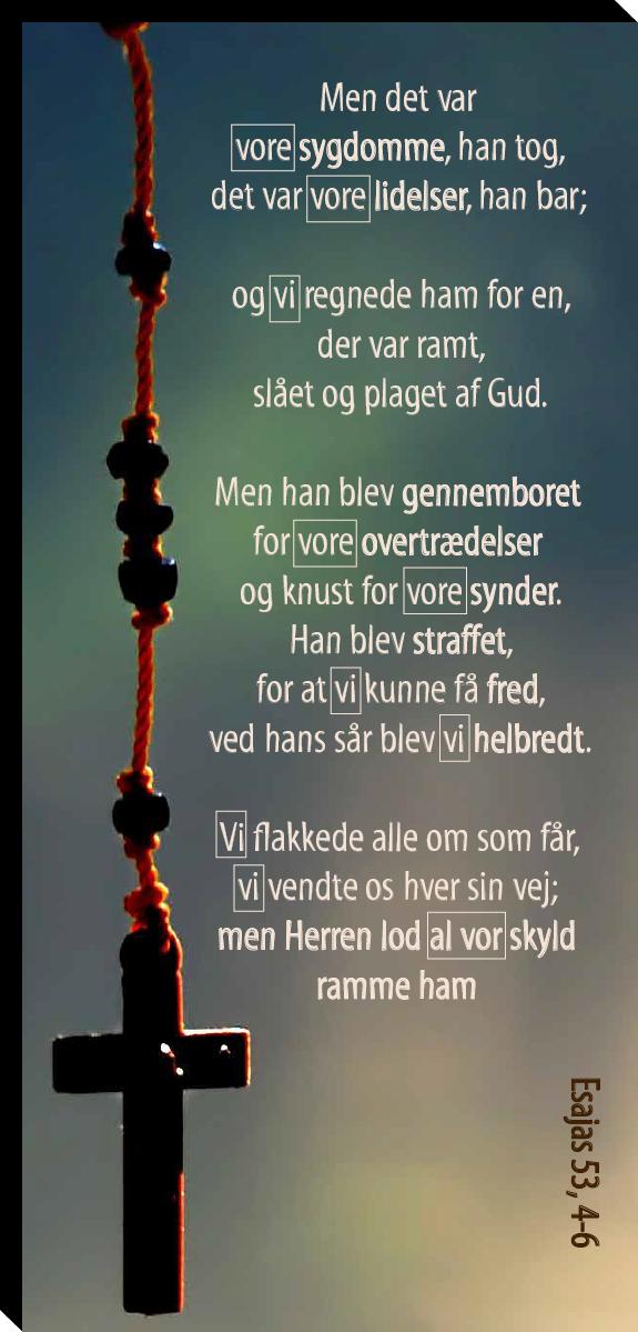Esajas 53, 4-6 Image