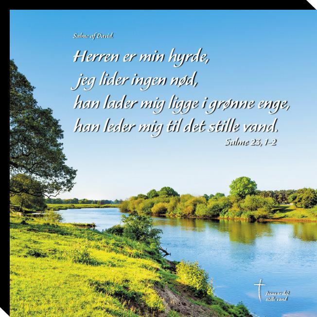 Salme 23, 1-2 Image